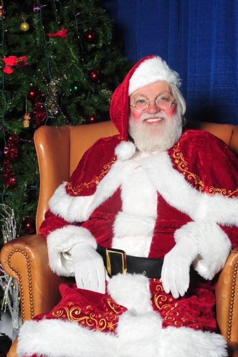 OTC's very own Santa!