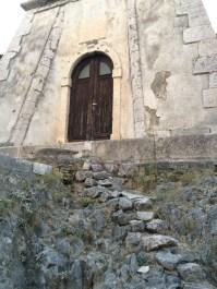 Old steps...