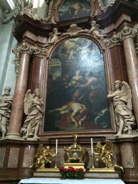 Exquisite baroque style