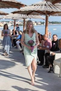 Bridesmaid Amy