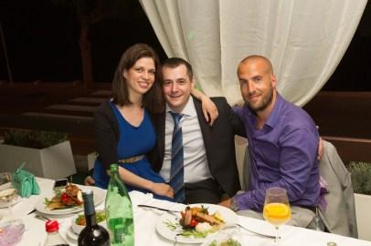Milos and dear friends