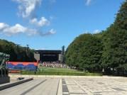 Vigeland Gardens: Springsteen Concert!