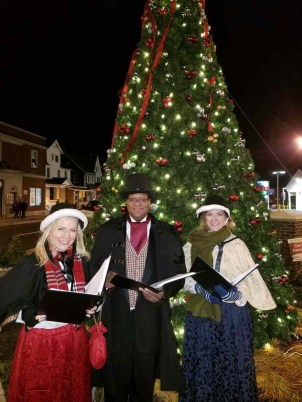 Quakertown Tree Lighting