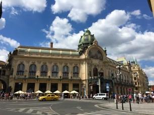 Municipal House Prague
