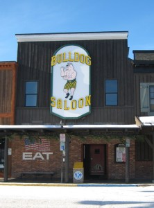 The Bulldog Saloon