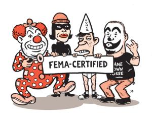 Dallas FEMA illustration