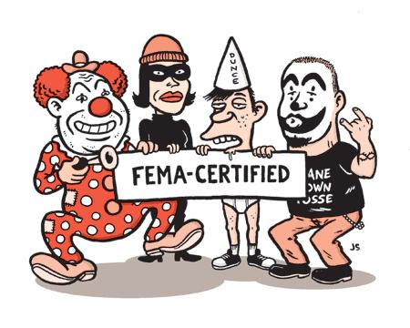 FEMAcertifiedclowns