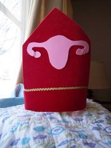 Fallopitarian Bishop Hat