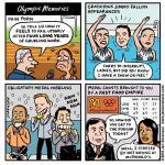 This Week's Cartoon: Olympic Memories