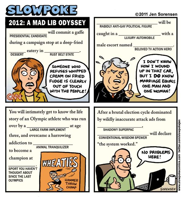 "This Week's Cartoon: ""2012: A Mad Lib Odyssey"""