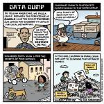 This Week's Cartoon: Data Dump