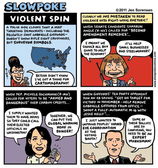 "This Week's Cartoon: ""The War on Vegetables"""