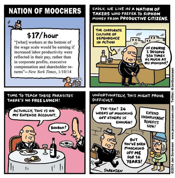 Nation of Moochers