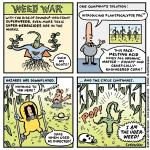 Weed War: Superweeds vs. Super-herbicides