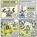 Weed War: Superweeds vs. Super-herbicides