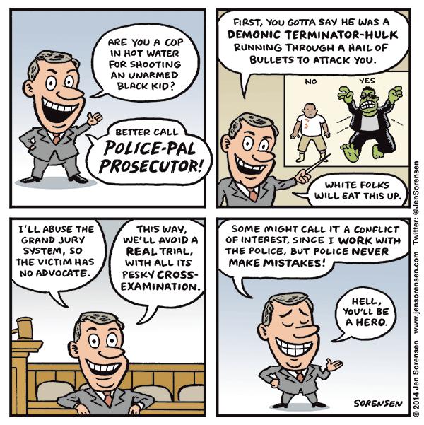 Better call Police-Pal Prosecutor