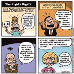 The Right's Rights: Supreme Court Outrage!