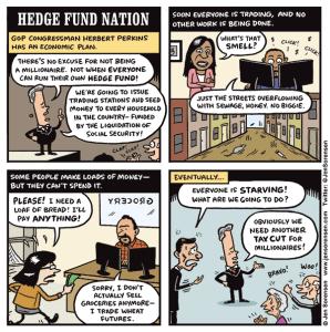 Cartoon Flashback: Hedge Fund Nation