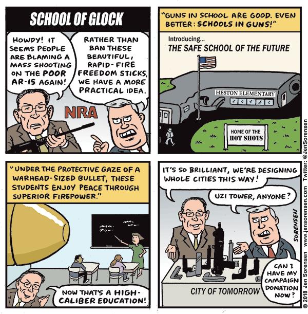 School of Glock