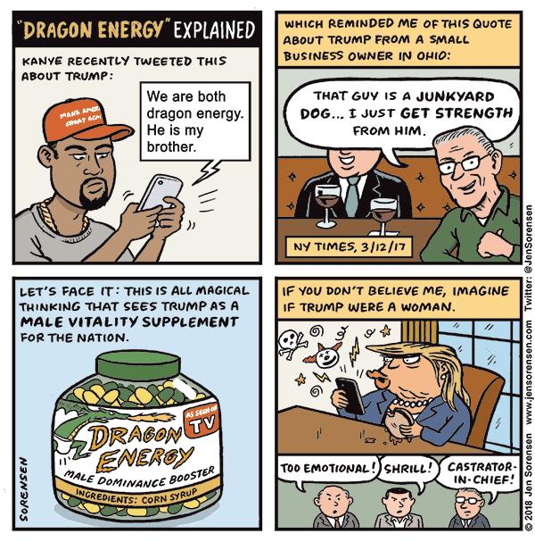 'Dragon Energy' Explained