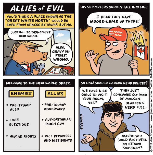 Allies of Evil