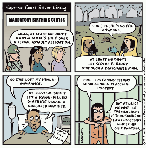 Supreme Court Silver Lining