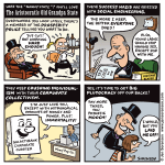 Cartoon Flashback: The Aristocratic Old Grandpa State