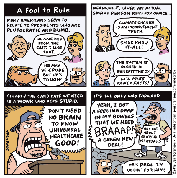 A Fool To Rule