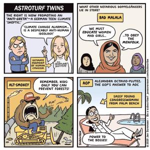 Astroturf Twins