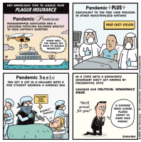 Choose Your Pandemic Plan