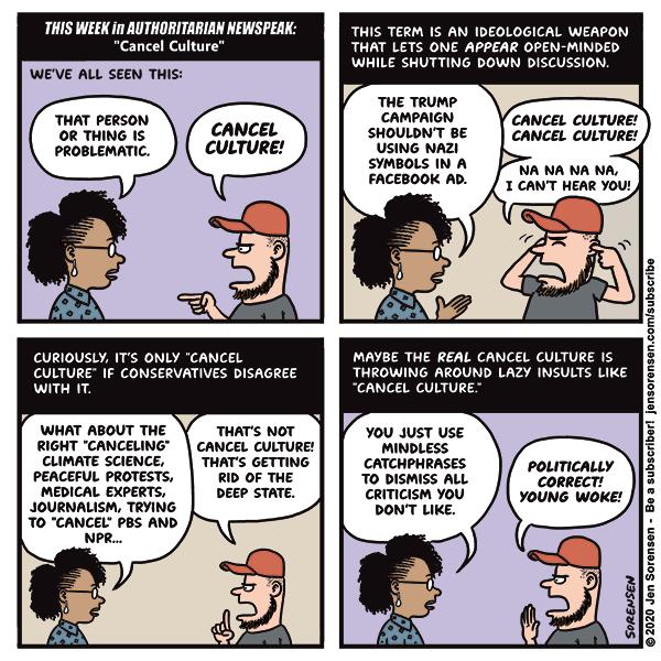 This Week in Authoritarian Newspeak
