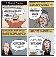 A Flock of Fanatics