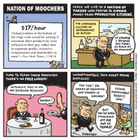Classic Cartoon: Nation of Moochers