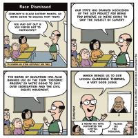Race Dismissed