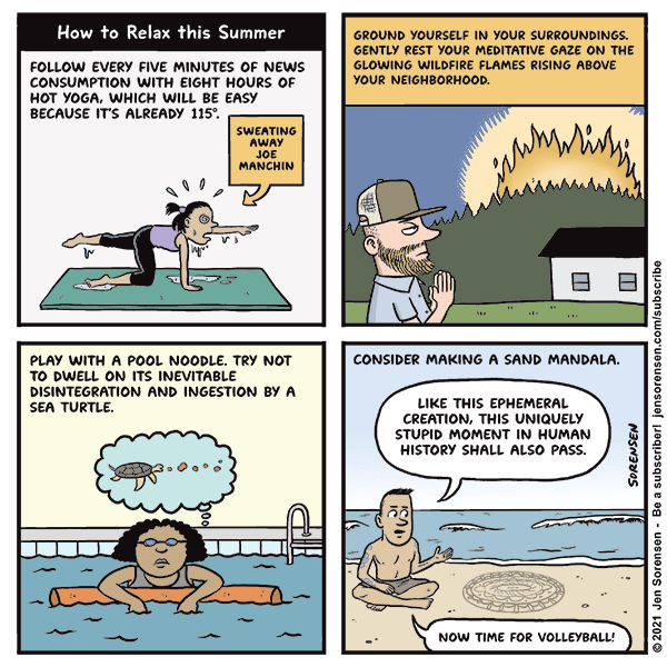 How to Relax this Summer