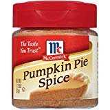 McCormick Pumpkin Pie Spice, 1.12 oz  by McCormick