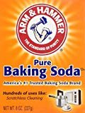Most of us recognize this box when we think about baking soda.