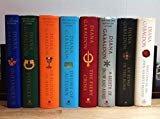 By Diana Gabaldon Complete Diana Gabaldon Outlander Series Eight Book Hardcover Set [Outlander, Voyager, Dragonfly in [Hardcover]Hardcover– January 16, 2014