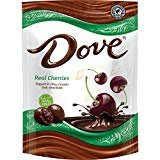 DOVE Fruit Dark Chocolate With Real Cherries 17-Ounce Pouch  byDove