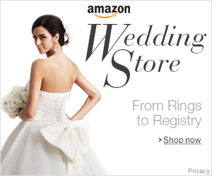 Shop Amazon - The Wedding Store