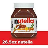 Nutella Chocolate Hazelnut Spread, 26.5 Ounce (Pack of 1)  by Nutella