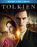 Tolkien [Blu-ray]  + Blu-Ray + Digital HD  Nicholas Hoult(Actor),Lily Collins(Actor),&1more