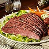 Burgers' Smokehouse Fully Cooked & Sliced Corn Beef Brisket (Two 12 oz. Trays)  byBurgers' Smokehouse