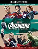 MARVEL'S AVENGERS: AGE OF ULTRON [Blu-ray]  UHD + Blu-ray + Digital Code  Robert Downey (Actor), Chris Hemsworth (Actor), & 1 more