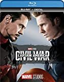 CAPTAIN AMERICA: CIVIL WAR [Blu-ray]  Chris Evans (Actor), Robert Downey (Actor), & 2 more