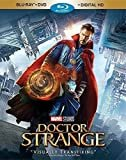 Doctor Strange [Blu-ray]  DVD + Digital Copy +  Benedict Cumberbatch (Actor), Chiwetel Ejiofor (Actor), & 1 more