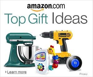 Shop Amazon - Top Gift Ideas