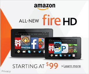 Shop Amazon - All-New Fire HD - Powerful Tablet, Endless Entertainment