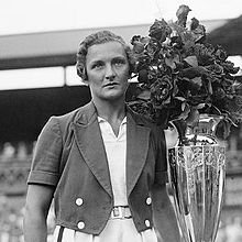 Hellen Hull Jacobs - Tennis player
