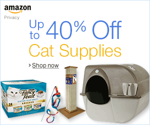 Shop Amazon Pets - Savings in the Cat Store